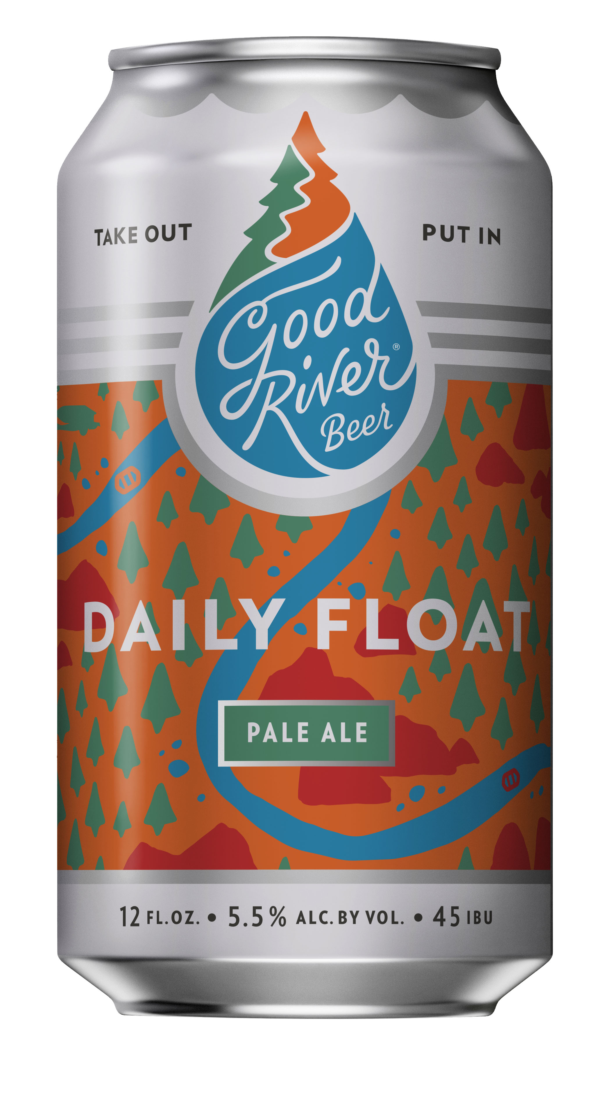 Good River Beer Release: Daily Float